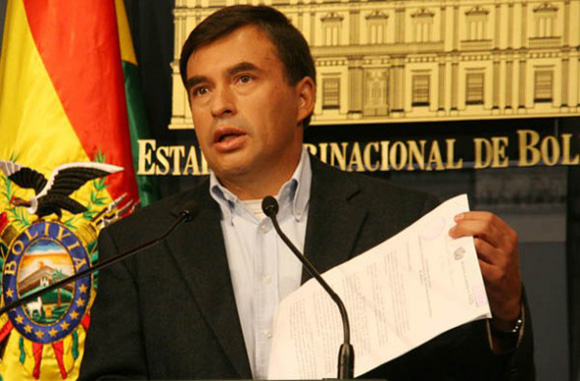 El-ministro-de-la-Presidencia-Juan-Ramón-Quintana