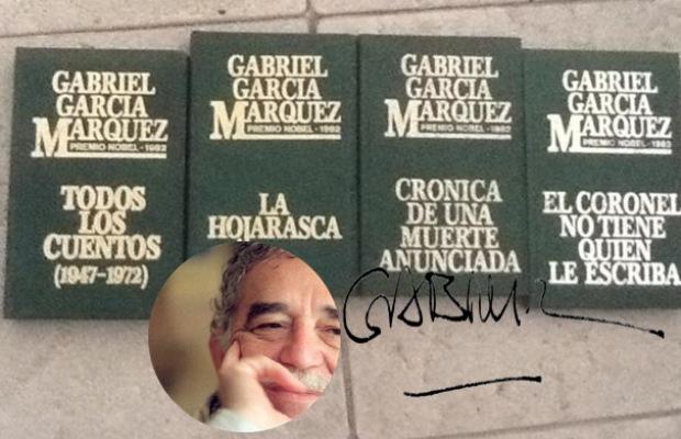 Gabriel Garcia Marquez LIbros