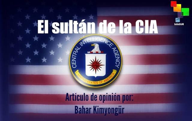 SULTAN DE LA CIA