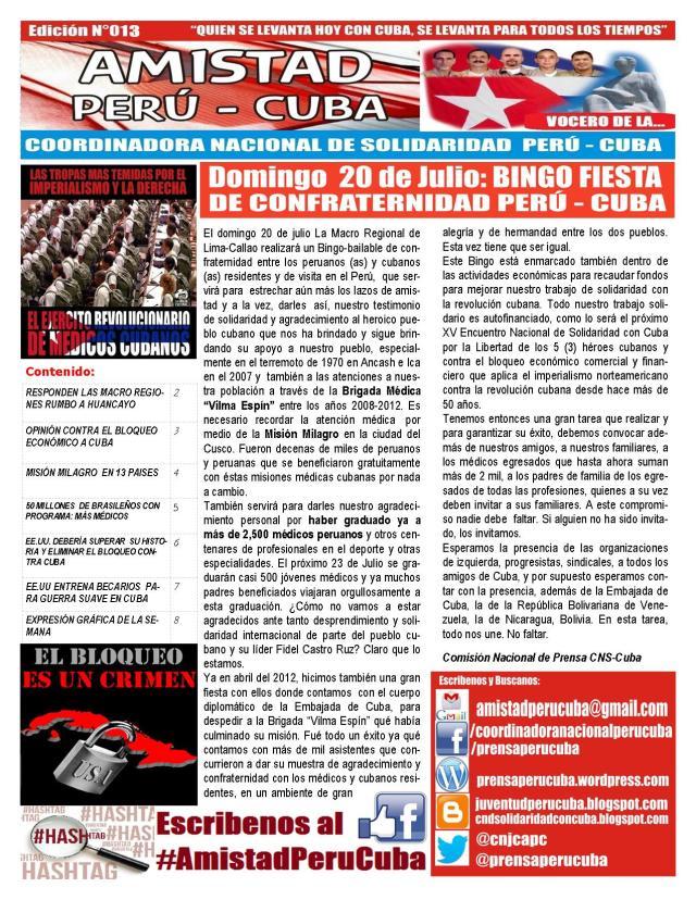 BOLETIN N013 PORTADA